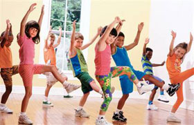 children's Fitnes