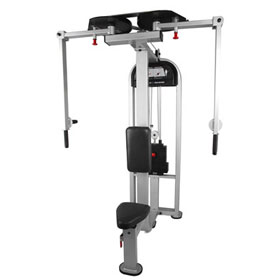 DUAL LAT PULLDOWN / VERTICAL ROW [Model S 1055]
