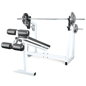 DECLINE BENCH PRESS  [Model S 103]